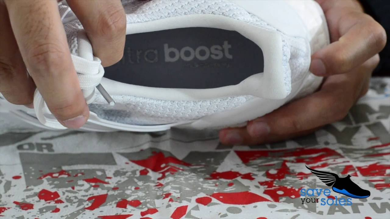 bd3f8778b ... best price adidas ultra boost triple white colorway save your soles  quick kicks review youtube b4e03