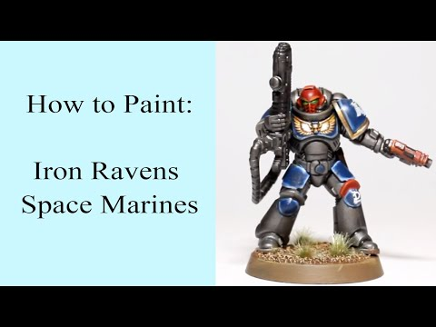 How to Paint: Iron Ravens