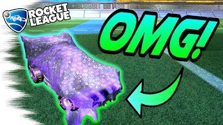 Rocket League GAMEPLAY: OCTANE BLACK MARKET SHEET in 1v1! - Funny Moments & Goals