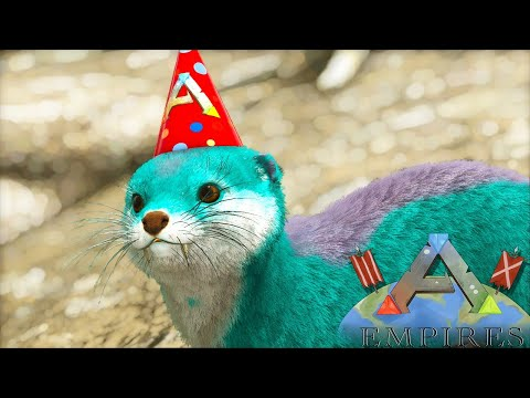 IT'S AXEMAN'S BIRTHDAY !!! | TRIBE WARS: EMPIRES | ARK SURVIVAL EVOLVED