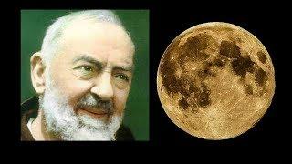 Przepowiednia Ojca Pio ujawnia prawdę o Księżycu i przeszłości Ziemi