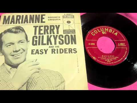 Terry Gilkyson & The Easy Riders - Marianne 45 rpm!