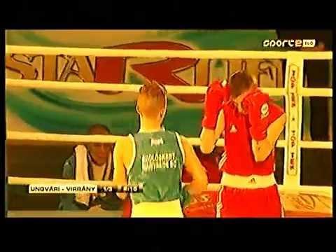 Ökölvívó Magyar Bajnokság 2014 Kecskemét