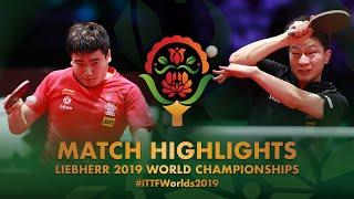 Ma Long vs Liang Jingkun | Semi-final | WTTC-2019