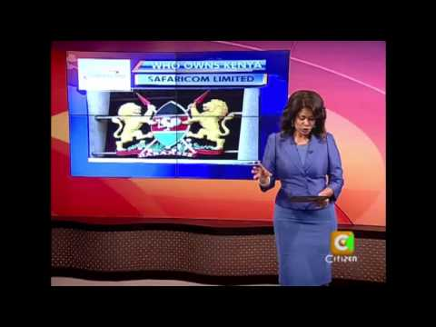 Who Owns Kenya: Safaricom Limited