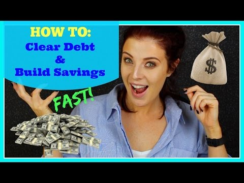 Clear Debt && Save Money FAST! [Laura's Views]