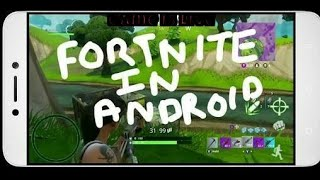 Download Fortnite Battle royale on ANDROID 2018 (No Verification or Codes)