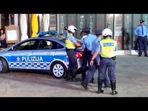 Malta police force