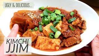 Ugly &amp Delicious: Kimchi Jjim (Braised Kimchi)