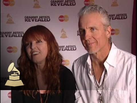 Pat Benatar and Neil Giraldo answer GRAMMY fan questions! | GRAMMYs