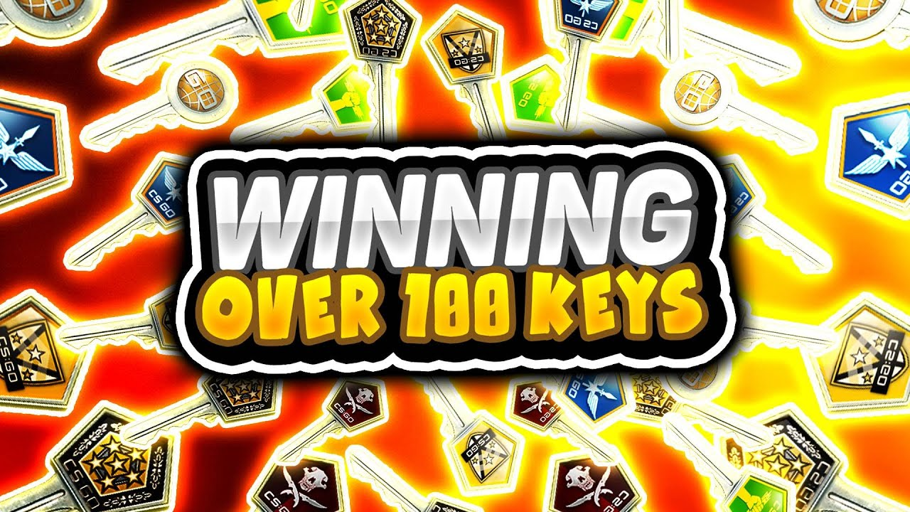 100 keys csgo betting laying horses on betting exchanges for us customers