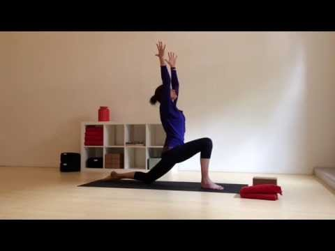yoga for runners  stretch  core work  19 minutes  youtube