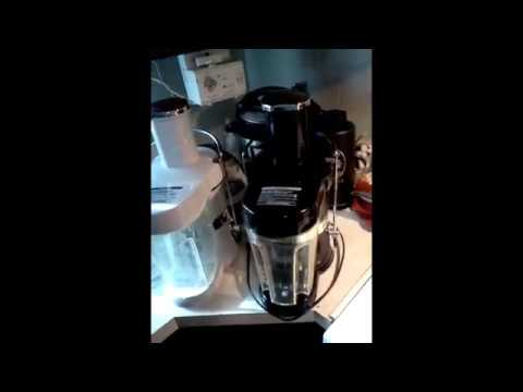 Jack Lalanne Power Juicer Express - One Works and the Other Doesn't