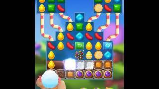 Candy Crush Friends Saga Level 807 - NO BOOSTERS 👩👧👦 | SKILLGAMING ✔️