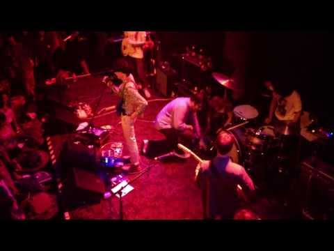 Deerhunter - Stage Side Chat - Great American Music Hall, San Francisco 8/26/2013