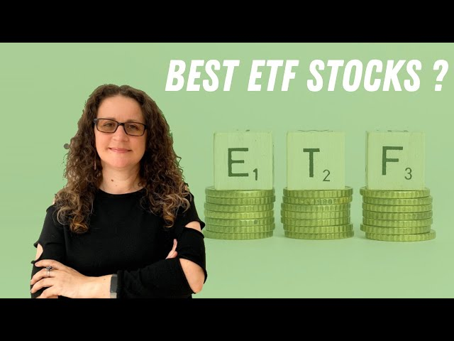 ETF ( INDEX TRACKER FUNDS ) The Best (ETF) Stocks - How to win at the stock market?