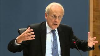 Parlementaire enquêtecommissie Woningcorporaties -- Openbaar verhoor dag 15 - Pieter Winsemius