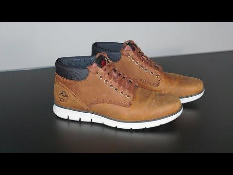[My Unboxing | Déballage #61] Chaussures Homme Marron Foncé | Timberland Bradstreet Chukka A13EE