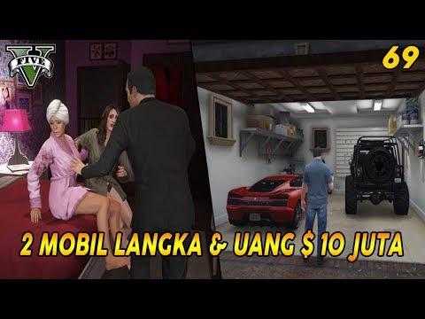 2 BONUS RAHASIA YG JARANG DIKETAHUI ! MISI GTA 5 (69) MELTDOWN 100% COMPLETION / GOLD MEDAL