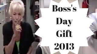 Boss's Day Gift 2013 | Petalsstemsdfw
