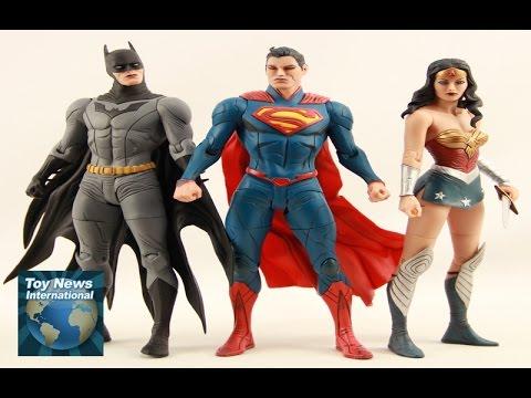 SUPERMAN Action Figure Jae Lee DC Comic Designer Series DC Collectibles