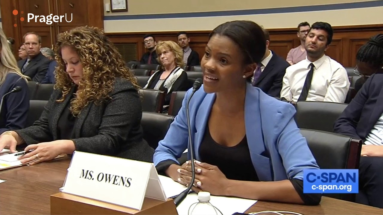 PragerU Candace Owens testifies before Congress on issue of white supremacy