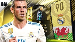 FIFA 18 IF BALE REVIEW | 90 IF BALE PLAYER REVIEW | FIFA 18 ULTIMATE TEAM