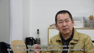 Ys Net's Shenmue III Yu Suzuki on the Music of Shenmue III