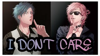 Nightcore - I Don't Care (Switching Vocals)