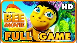 The Bee Movie Game FULL GAME Movie Longplay (PC)