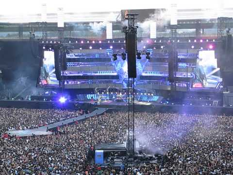 Muse - Live at Stade de Suisse 2013 - Bliss