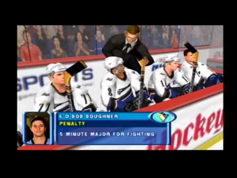 NHL 2001 Playoffs Quarterfinal Game 1 Pittsburgh Pemguins vs Washington Capitals
