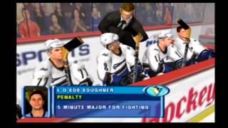 NHL 2001 Playoffs Quarterfinal Game 1 Pittsburgh Pemguins vs Washington Capitals