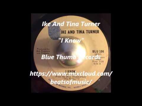 Ike And Tina Turner - I Know