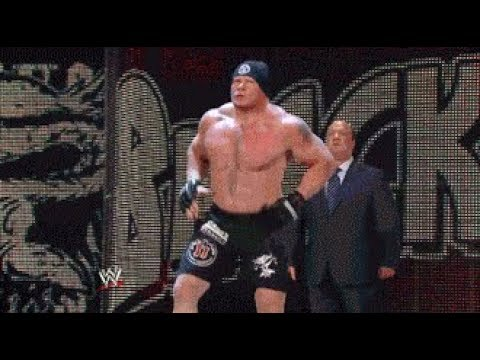 WWE | Brock Lesnar | Ringtone