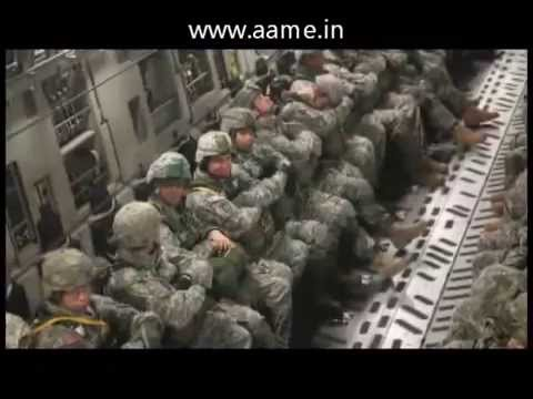 Yudh Abhyas 2010: India-USA annual Joint Army exercise 01 of 02