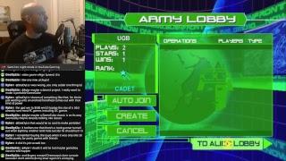 Alien Front Online (July 26, 2017) Sega Dreamcast Online Multiplayer [w/ Commentary]