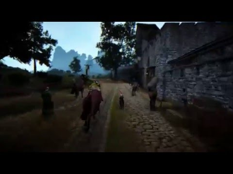 """Black Desert Online- A Ride In Heidel (""""And the oscar goes to..."""" event Music Video)"""