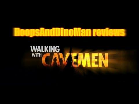 Walking with Cavemen mini-series review