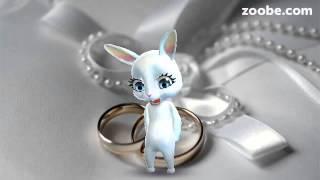 Зайка ZOOBE на русском «Опять замуж хочу»