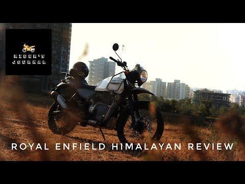 Royal Enfield Himalayan Review | Rider's Journal