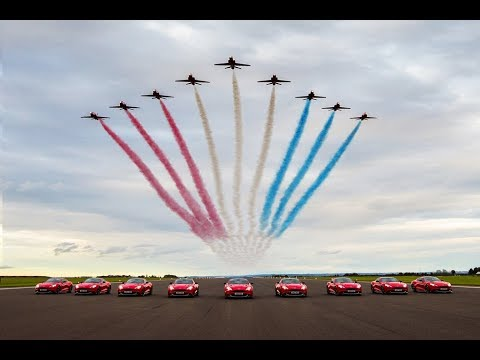 Aston Martin Vanquish S Red Arrows – Project Documentary