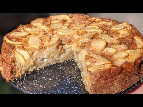 gÂteau-invisible-aux-pommes-/-recette-rapide