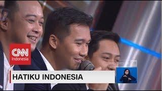 Gambar cover Hatiku Indonesia Yovie Widianto 5 Romeo