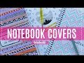 FRONT PAGE DESIGN FOR NOTEBOOK ❤ PROJECT FILE COVER IDEAS❤ EASY TUMBLR & BOHO INSPIRED DRAWINGS