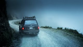 Death Road: Feeling Lucky to be Alive! - World's Most Dangerous Roads - Series 3 - BBC