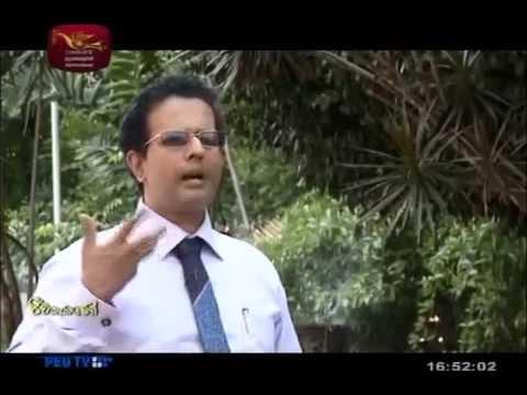 DR Buddhika Vittahachchi TV Program , Sri Lanka acupuncture tv programme