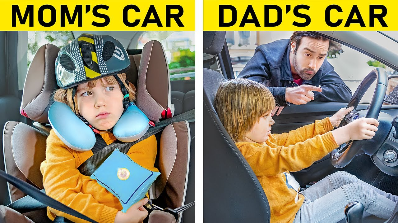 Download Mom vs Dad / 17 Funny Situations