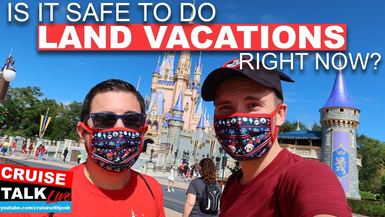 Back From Disney, What's It like? Safe or Unsafe? | Wednesday Night Cruise Talk Live!