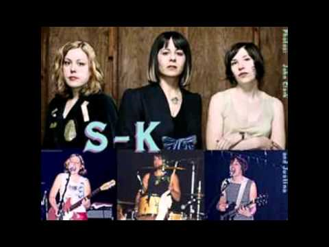 Sleater kinney new song bury our friends